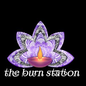 The Burn Station Logo - The Burn Station
